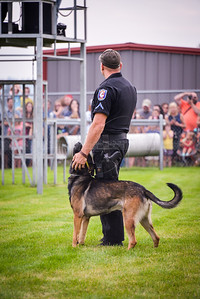 © Heather Stokes Photography - SPD 1st Annual K9 Day - September 9, 2017 - 24