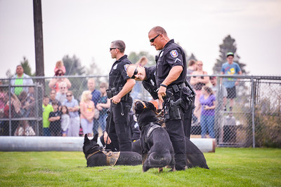 © Heather Stokes Photography - SPD 1st Annual K9 Day - September 9, 2017 - 8