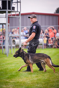 © Heather Stokes Photography - SPD 1st Annual K9 Day - September 9, 2017 - 20