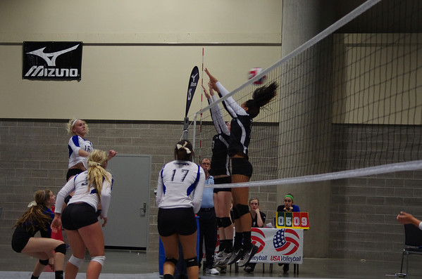 Spokane Volleyball Tournament JO Qualifier