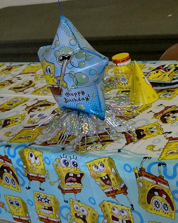Torry's Birthday Party 1-14-12
