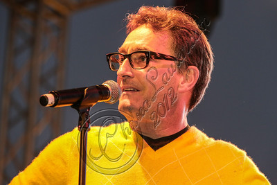 LOS ANGELES, CA - NOVEMBER 18:  Actor Tom Kenny performs in the 'Spongebob Holiday Extravapants!' stage show at The Grove on November 18, 2012 in Los Angeles, California.  (Photo by Chelsea Lauren/WireImage)