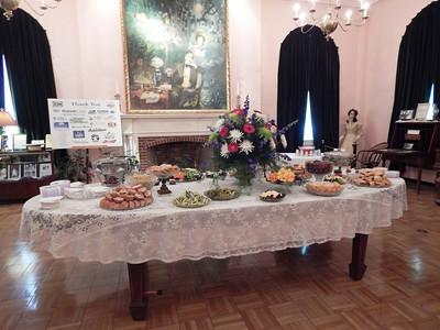 Sponsor's reception