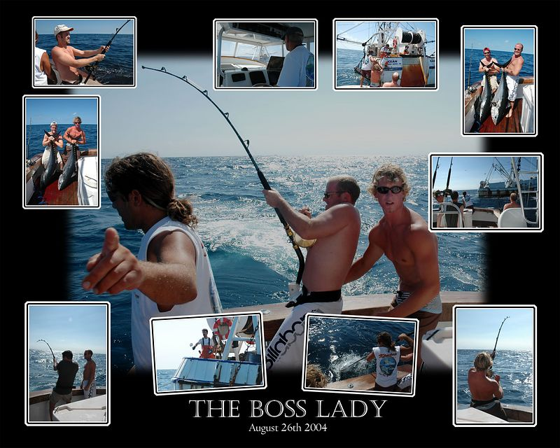 "<font size=+1>Do you want more information about fishing on the Boss Lady? Captain Bill has his own website right here!</font>   <a href=""http://www.bosslady.smugmug.com""><b><i><font size=+1>www.bossladyfishing.com</font></i></b></a> <font size=+1>Capt. Bills cell: 609-425-3131</font>"
