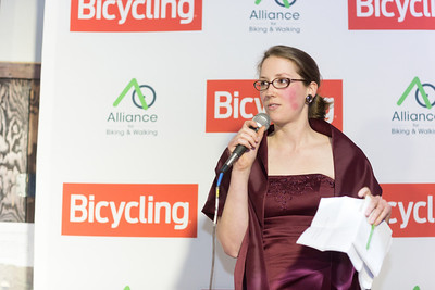 2014-03-03 DC - EVE BicyclingMag Award @ RFD