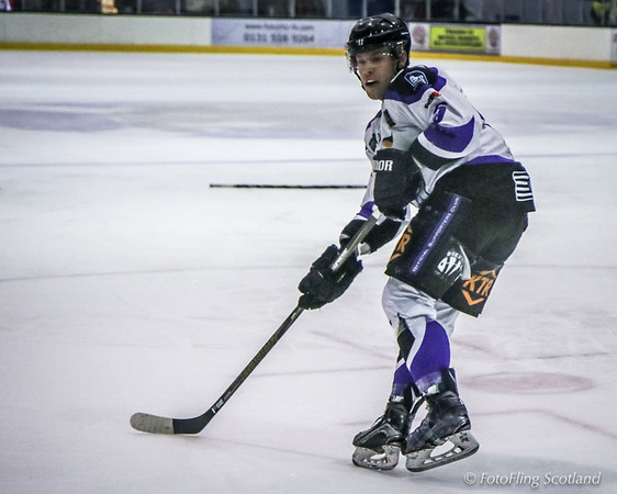 Edinburgh Capitals v Braehead Clan