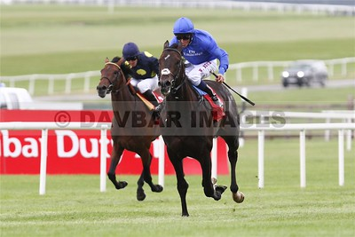 Dubai Duty Free Irish Derby Day 2015
