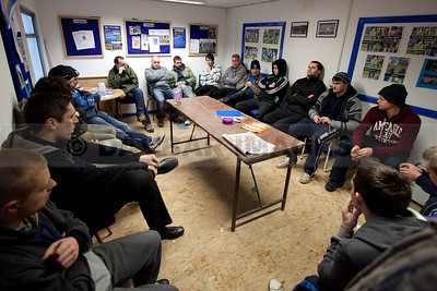 Kilbride GAA Players Meeting in Kilbride