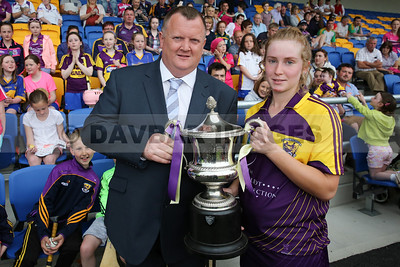 Leinster Camogie Finals 2016