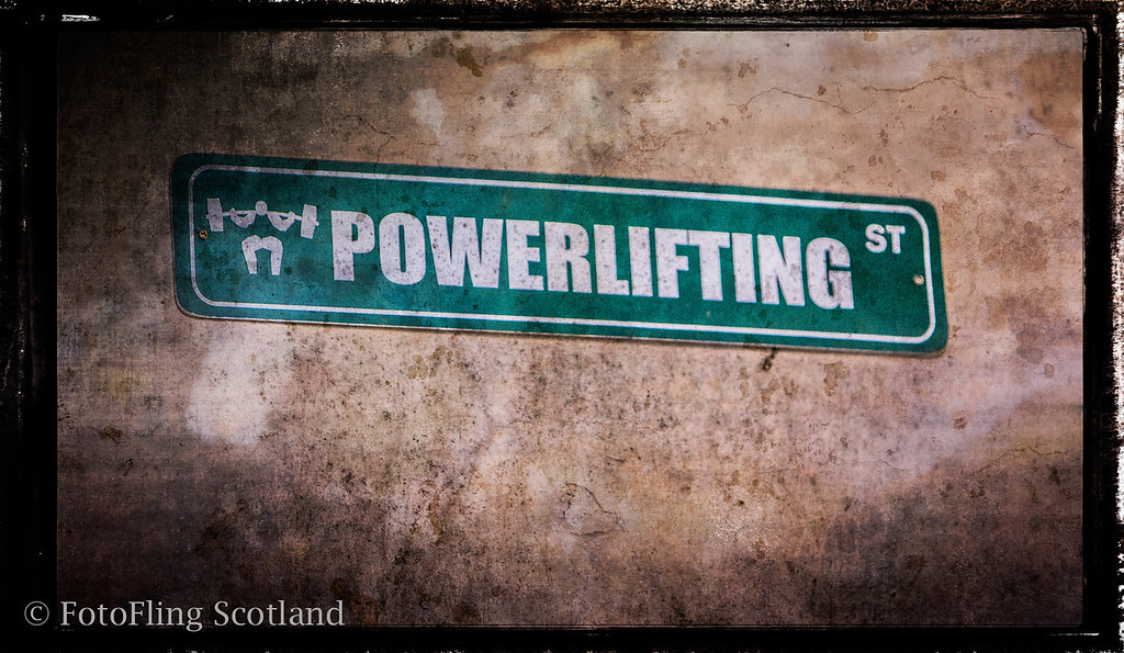 Scottish Open Powerlifting Championships held at Marinecraft Gymnasium, Dumbarton on 27 January, 2013
