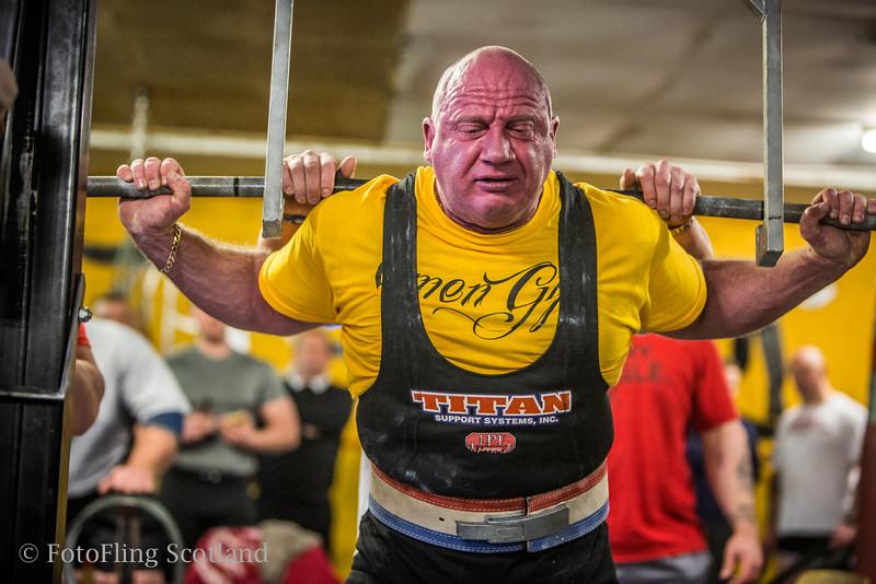 Scottish Open Powerlifting Championships, 2013