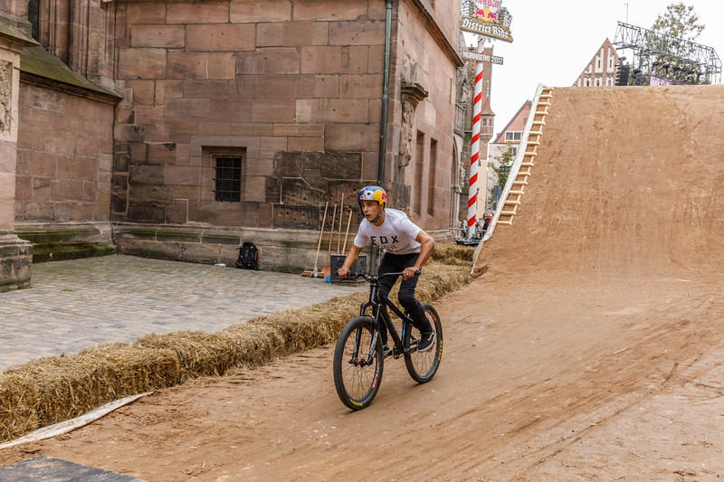 Anthony Messere, Red Bull District Ride, Nürnberg 2.9.2017