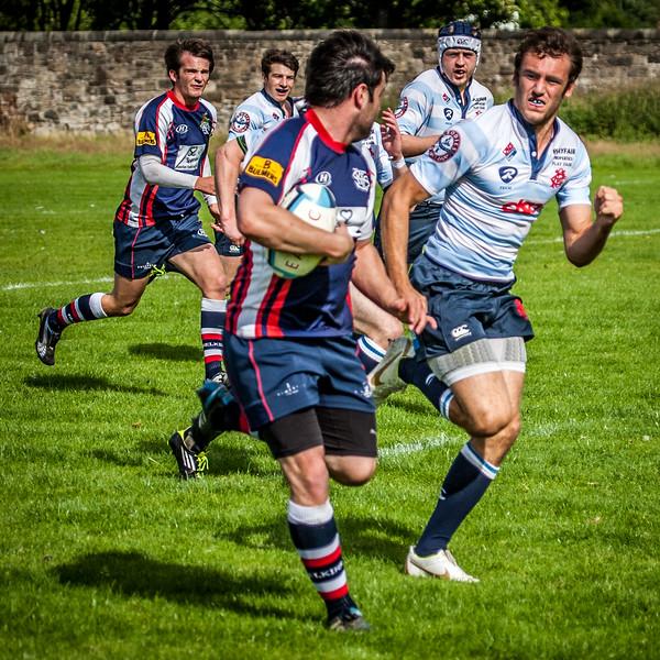 Chase Edinburgh Accies 2nd XV  v Selkirk