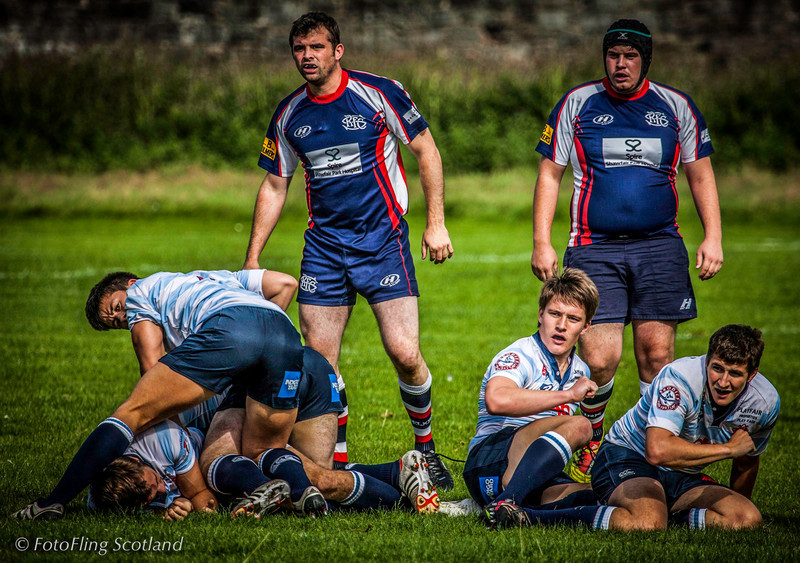 Look of Amazement Edinburgh Acies II v Selkirk 2012