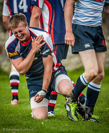 No Pain, No Gain! Edinburgh Acies II v Selkirk 2012