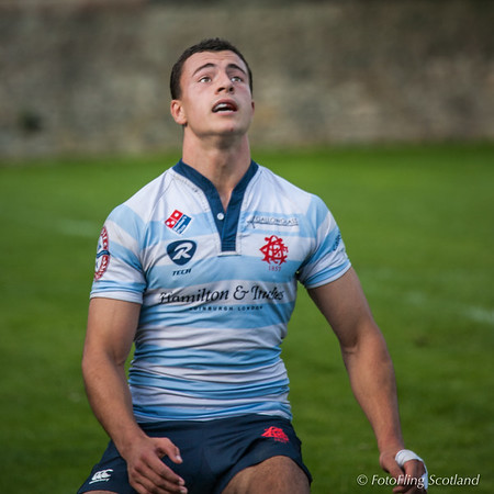 Edinburgh Accies Player
