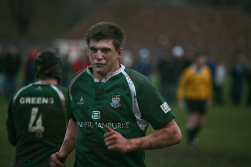 Hawick Team Player