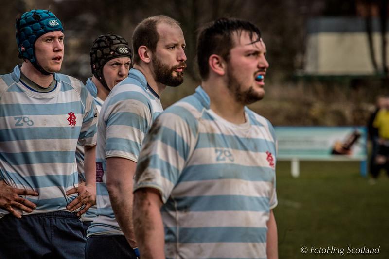 Edinburgh Accies Players