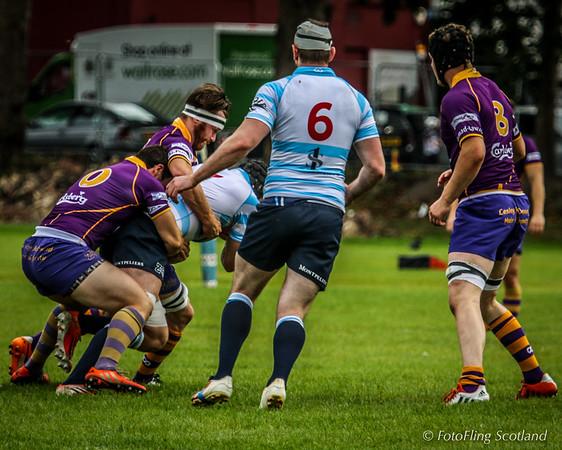 Edinburgh Accies v Marr RFC