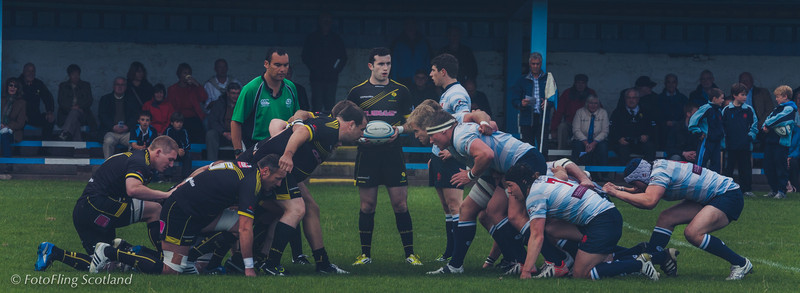 Edinburgh Accies v Melrose 2012 Edinburgh Accies v Melrose 2012