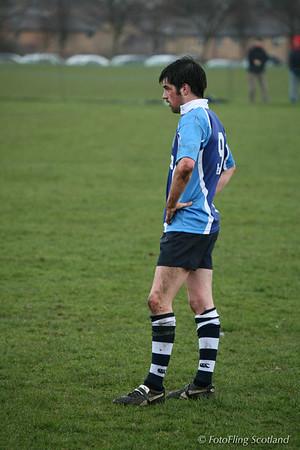 Heriots Rugby Club v Edinburgh Acads (18 - 34)