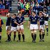 SCOTLAND V IRELAND  SIX NATIONS  MURRAYFIELD  2005