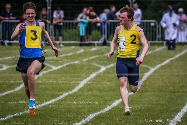 Competitive Running