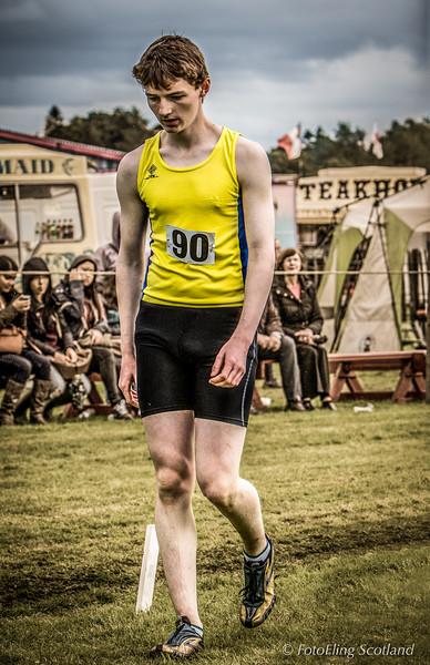 Highland Games Runner