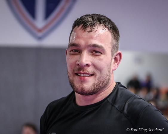 Scottish Backhold Wrestler: Frazer Hirsch