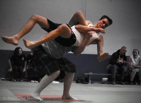 Scottish Open Indoor Backhold Wrestling Championships 2013