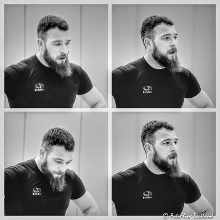 Scottish Backhold Wrestler - Frazer Hirsch