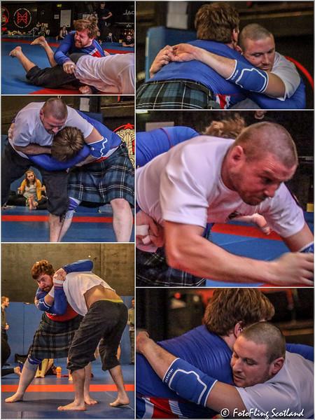 Backhold Wrestling: Gunnar Gústav Logason &  Meriadec Bertin