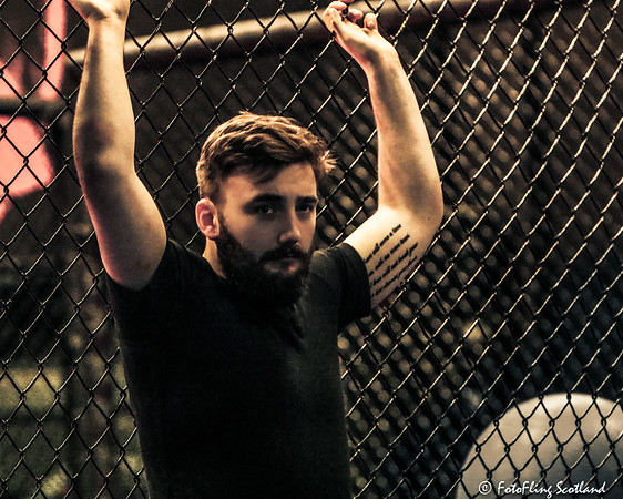 Matthew Southwell - Backhold Wrestler