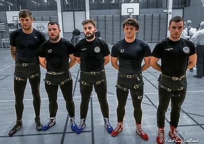 Scottish Glíma Team