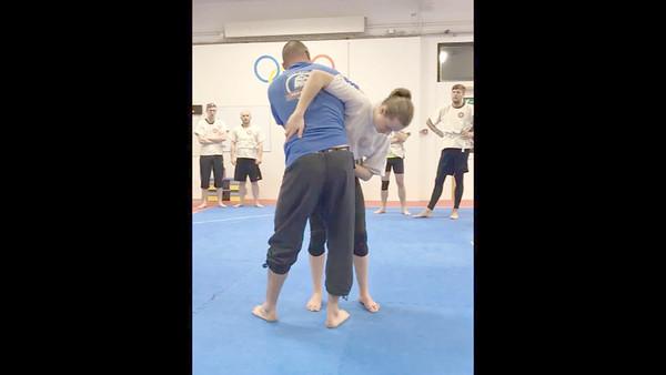 Gouren Training
