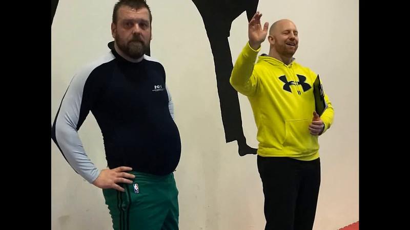 Gouren Training -