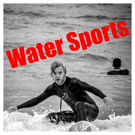 Water Sports Album Cover