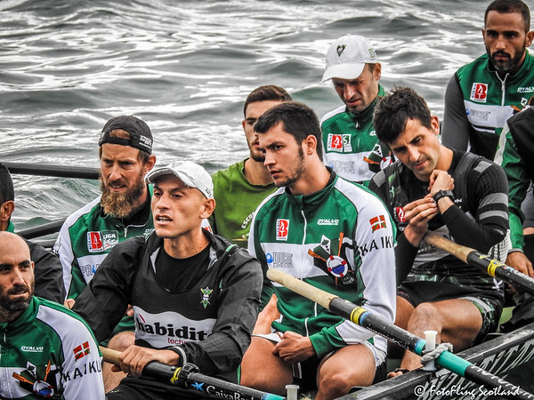 San Sebastián Rowing Team