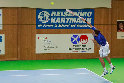 BROWN/MARX - ARNABOLDI/GREUL at ATP Eckental 2013: Philipp MARX