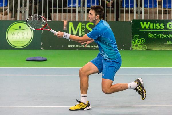 Tennis - ATP Eckental 2013