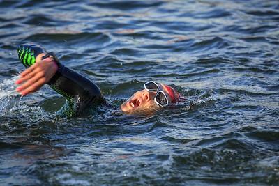 Triathlon Challenge Roth 2014: swimmng