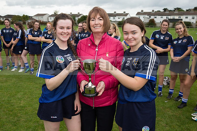 Interprovincial Under 17 Camogie Blitz 2018