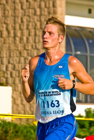 2007 Virginia Beach Rock-N-Roll Half Marathon