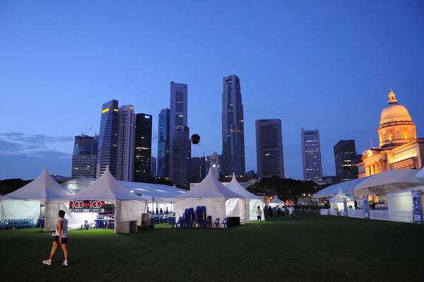 StandChart Singapore Marathon 2007