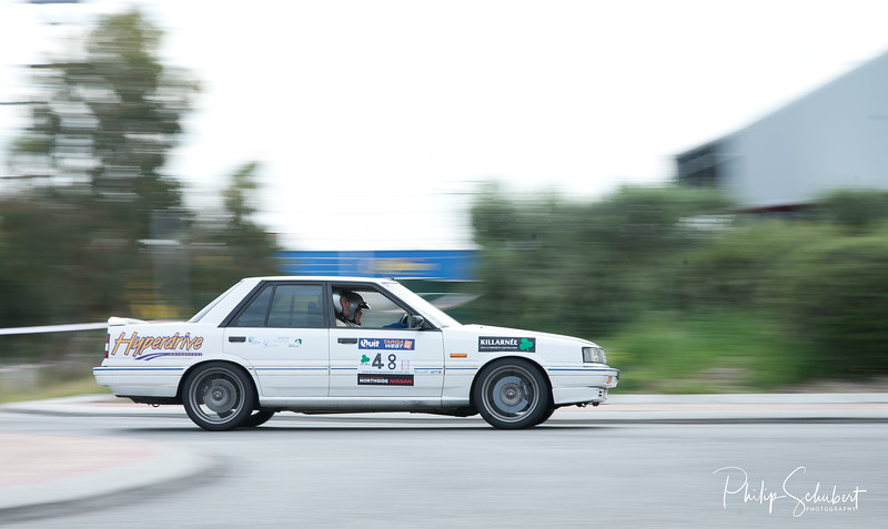 2012 Targa Rally