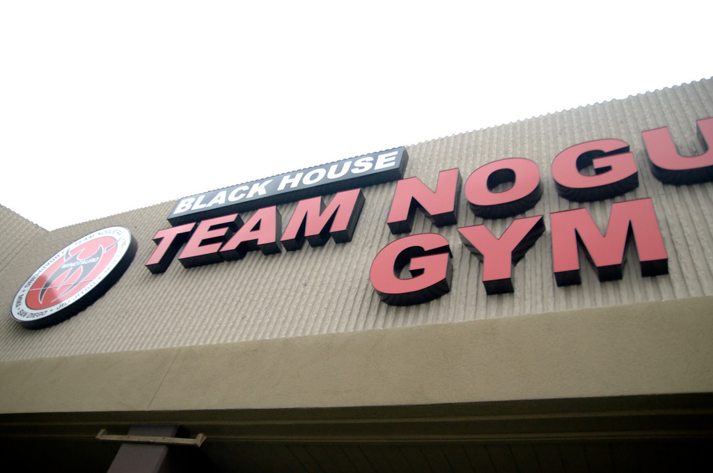 Black House Team Nogueira -1