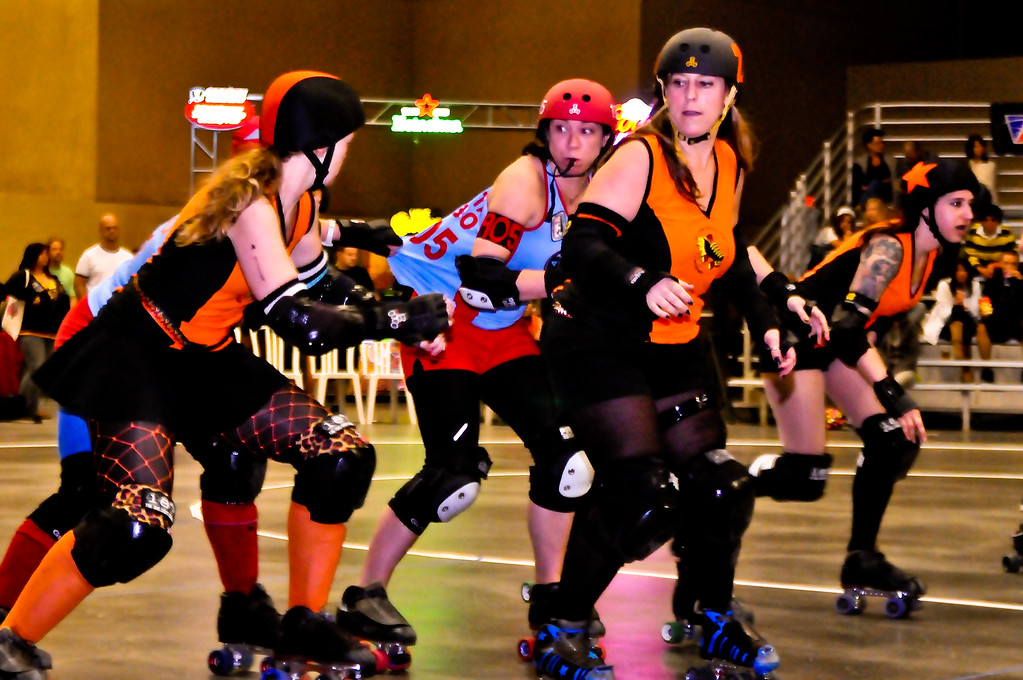 SD Wildfire Derby Dolls-0172