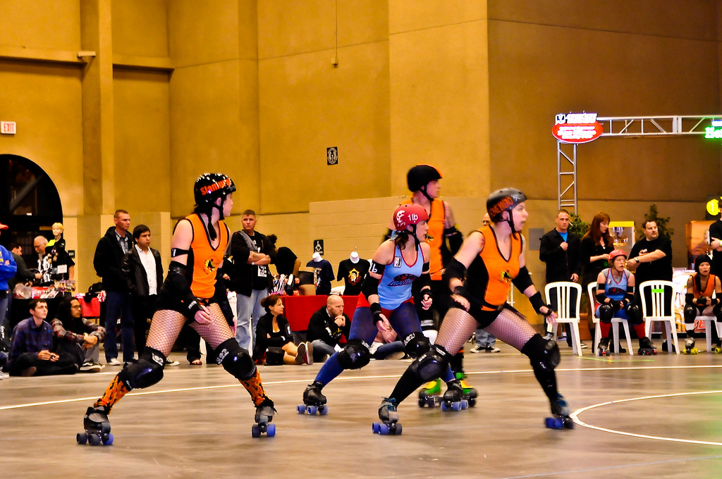 SD Wildfire Derby Dolls-0283