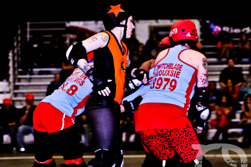 SD Wildfire Derby Dolls-0131