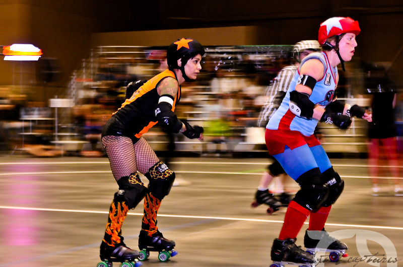 SD Wildfire Derby Dolls-0187